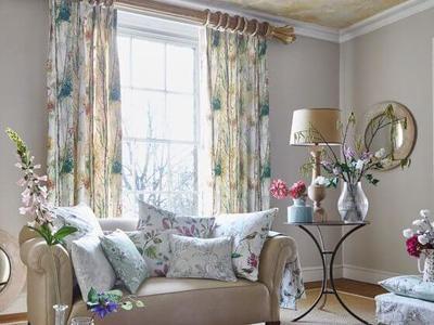 Picture:Новая коллекция тканей Seasons(Времена года) от бренда Prestigious Textiles & Wallpapers